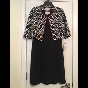 Gorgeous 2 Piece - Dress and Jacket! Never Worn!